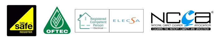 Logos Prestige Services - Gas Safe | Oftec | Elecsa | NCCA
